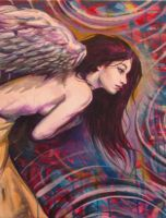 Hallucinogenic Angel by angotti81