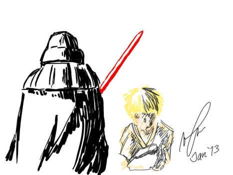 Legend of Vader by ignismagius