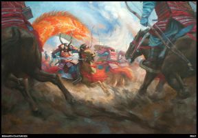 Rout by SidharthChaturvedi