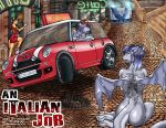 An Italian Job by jodimest