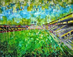 Old Tivoli Stadium - Aachen by loew-art