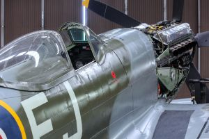 Supermarine Spitfire FR.XIVe by Daniel-Wales-Images