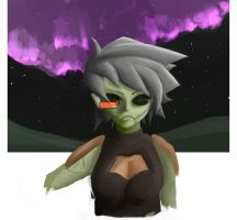 Floran - Starbound by KartProwler