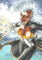 Women of Marvel, Storm by Dangerous-Beauty778