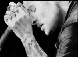 Chester Bennington by DyssLeXia