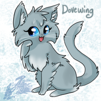 Dovewing by FENNEKlNS