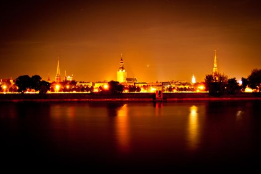 Riga Sight by zenits