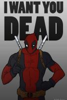 Deadpool Poster (Uncle Wade) by Defexx