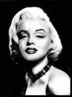 Marilyn Monroe by Indy-Lytle