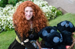 Merida and the Bears by darkagesun