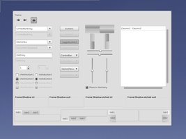 Simple and Clean GTK by afteroid