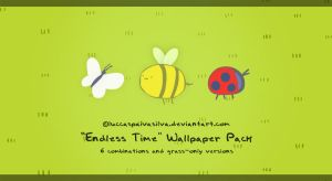Endless Time: Wallpaper Pack by luccaspaivasilva