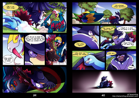 DD - Pages 39 - 40 by TamarinFrog