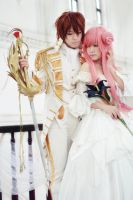 Code Geass_Knight and Princess by HAN-Kouga