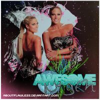 Kelly Kelly HOf by AboutFlawless