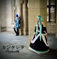 Cantarella: Seeking for... by K1ngd0mHe4rtsZ