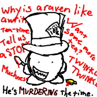 Murdering the time by MetaKnight2716
