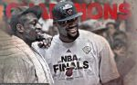 Miami Heat 2012 Champions by drgraphic
