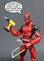 Now a word from Deadpool 1 by Jin-Saotome