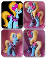 My Little Pony Plushie Commission TURF by CINNAMON-STITCH