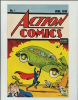 Action Comics 1 by samnaman