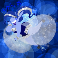 Bubbles and Sparkles by katseartist