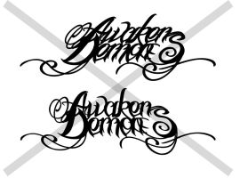 awaken demons mexican logo by MisterDedication