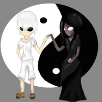 Yin and Yang by Linezy
