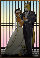 Star Fox - McCloud Wedding by Kokoro-Tokoro