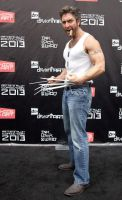 Wolverine (Comic-Con 2013) by makepictures