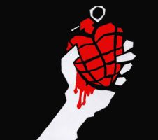 Heart Grenade by PoisonIvy13