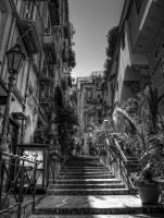 Napoli: Via Chiaia by chem-graph