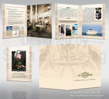 le Concierge brochure by solo-designer