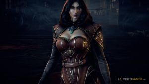 Castlevania: Lords of Shadow 2 by AcerSense