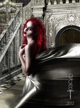 From red to silver by vampirekingdom