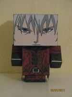 Devil May Cry Cubee - Dante by x0xChelseax0x