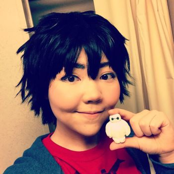 Hiro Makeup by madster865