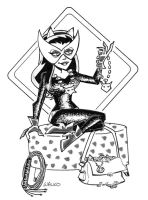 Catwoman at RICC by BillWalko