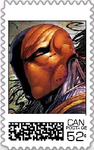 Deathstroke Postage Stamp by WOLFBLADE111