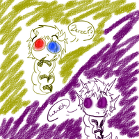 Sollux and Eridan Grubbies by IceRocket