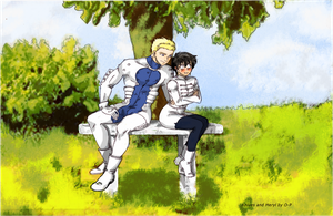 Knives and Meryl in the Garden of Eden by One-Percent