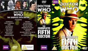 The Complete Fifth Doctor Boxset by Cotterill23