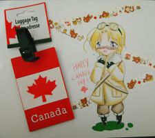 Happy Canada Day! (2015) by RAVENACES