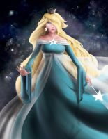 Commission- Rosalina by ARTabstraction