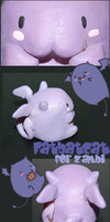 Fatbatcat for Zambi by Applefritter