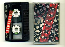 Sizer Cassette Art Set 5 by PaulSizer
