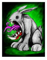the killer rabbit by mrpip