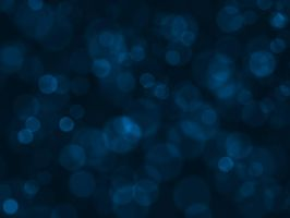 Blue Bokeh by contractcat