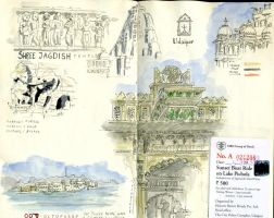 Udaipur I by crisurdiales
