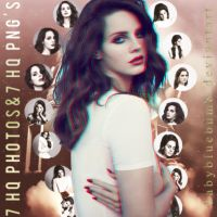 Lana Del Rey Png And Photo Pack by BabyBlueBump